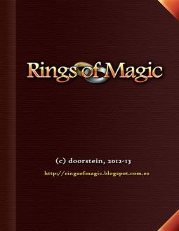Rings of Magic: Book 1 - Portada